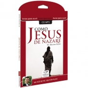 CD AUDIOBOOK COMO JESUS DE NAZARÉ