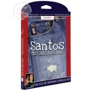 AUDIOBOOK SANTOS DE CALÇA JEANS