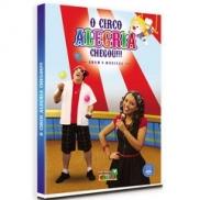 DVD O CIRCO DA ALEGRIA CHEGOU
