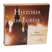 CD HISTÓRIA DA IGREJA-IDADE ANTIGA