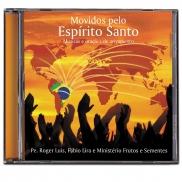 CD ORACIONAL MOVIDOS PELO ESPIRITO SANTO