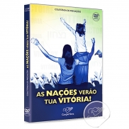 DVD AS NAÇOES VERAO TUA VITORIA