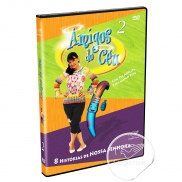 DVD AMIGOS DO CÉU -2